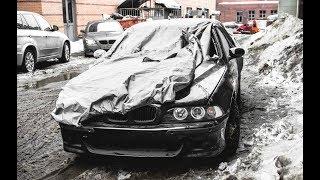 Единственная в России BMW e39 с мотором V12. #1
