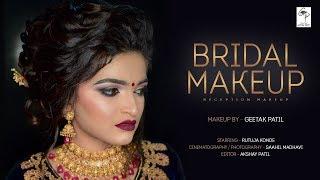 Geetak patil makeovers || indian makeup n hair artist
