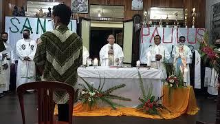 Misa Syukur Hari Raya Santo Paulus Dari Salib Pendiri Kongregasi Pasionis||