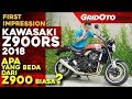 Kawasaki Z900RS 2018 | First Impression | GridOto