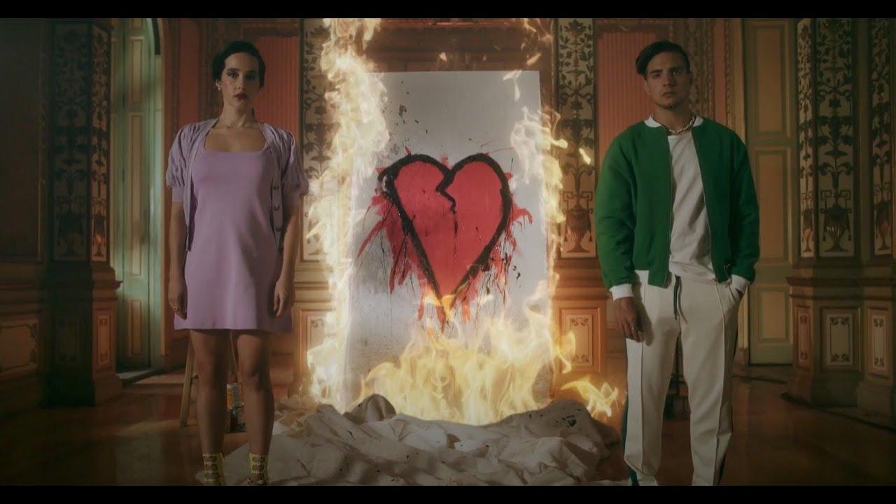 TE CONFIESO - Vadhir ft. Ximena Sariñana (Official Video)