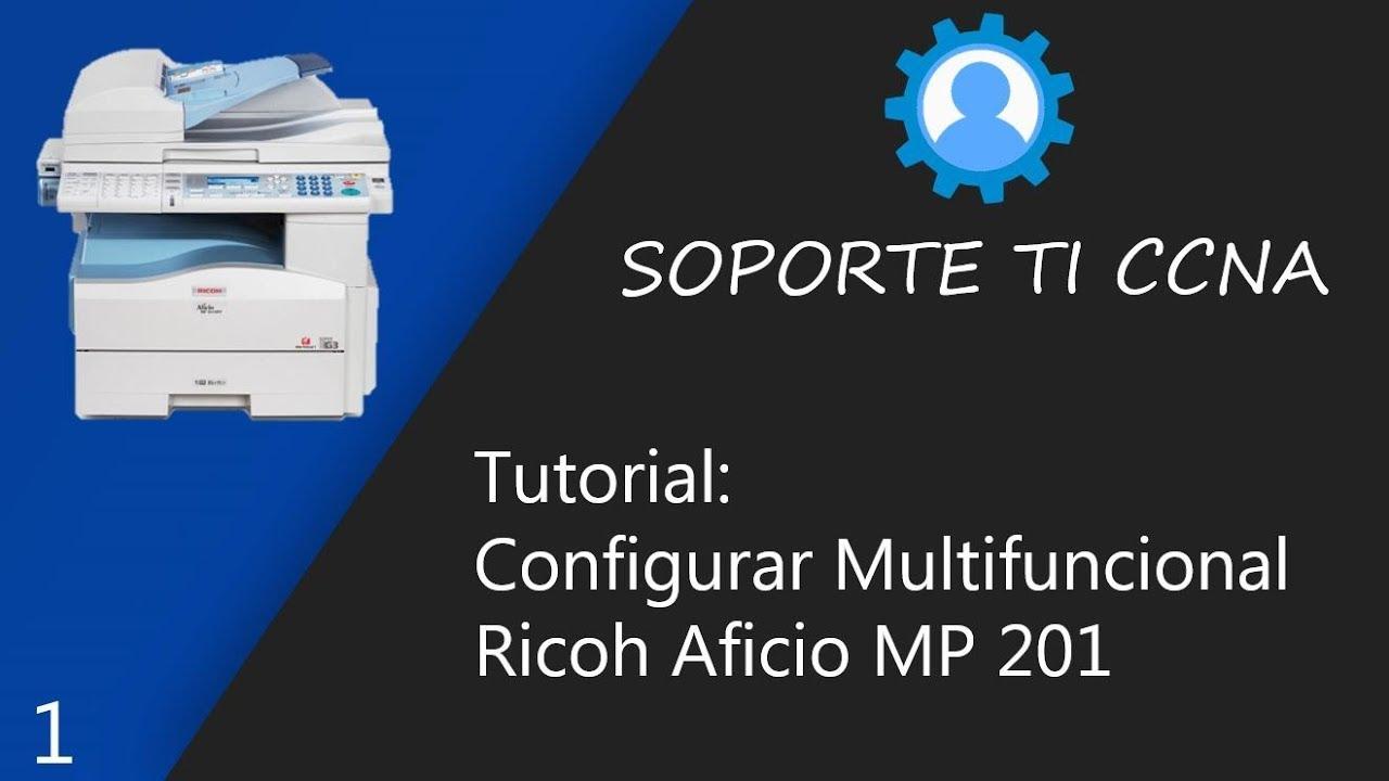 Ricoh aficio mp 201 driver | download ricoh drivers windows 7/8/10.
