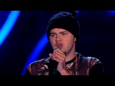 The Voice UK 2014 Blind Auditions Chris Royal 'Wake Me Up' FULL