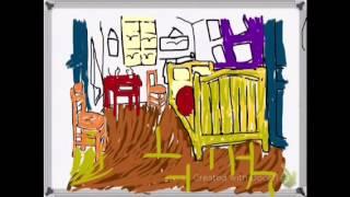 Reinterpretación La Habitación De Arles Youtube