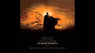 Batman Arrives - Batman Begins Complete Score (No SFX)
