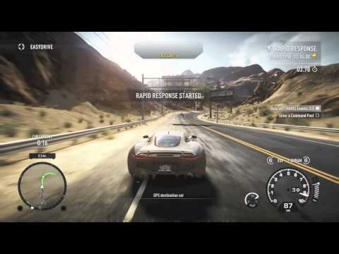 Need For Speed Rivals (Xbox One): Jaguar C-X75 Prototype (Cop)