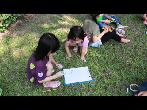 Hoat Động Ngoài Trời - Homeschooling In Vietnam