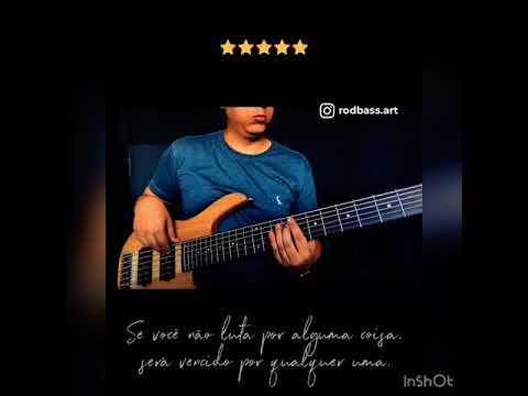 Renascer Praise - Ousado Amor (Ao Vivo Em São Paulo / 2018)   Bass Cover   @rodbass.art