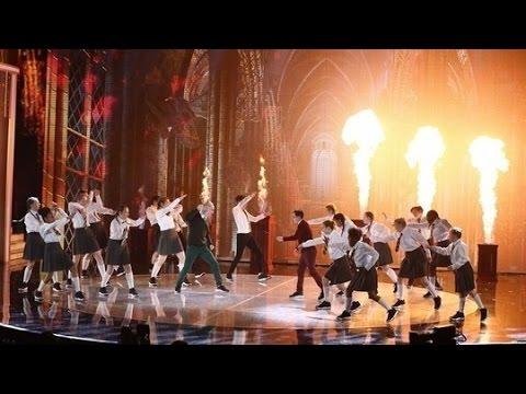 Britains Got Talent 2015 S09E08 Semi-Finals Entity Allstars High Energy Dance Troupe