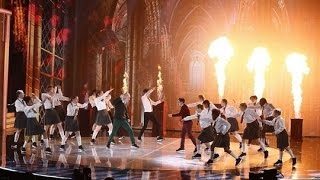 Britain\'s Got Talent 2015 S09E08 Semi-Finals Entity Allstars High Energy Dance Troupe