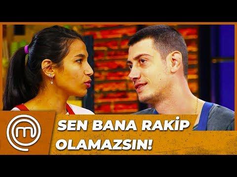Alican Ve Cemre'nin Rekabet Kavgası | MasterChef Türkiye 64.Bölüm