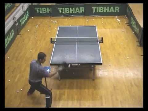 Table Tennis Education: LoB (Lot of Balls) (БКМ)