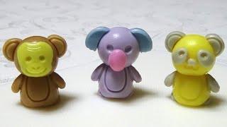Animal Shaped Candy Kit つくるガブリチュウ Thumbnail