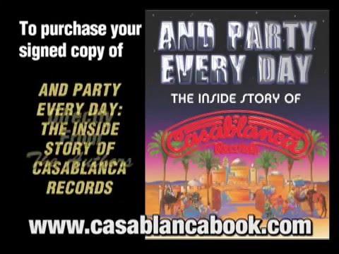 """Patrick Juvet """"I Love America"""" 1978 Promo Film-Casablanca Records"""