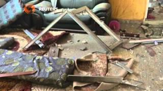 بوابة الوسط |  ضربة جوية ثانية تستهدف مطار معيتيقة فى العاصمة الليبية