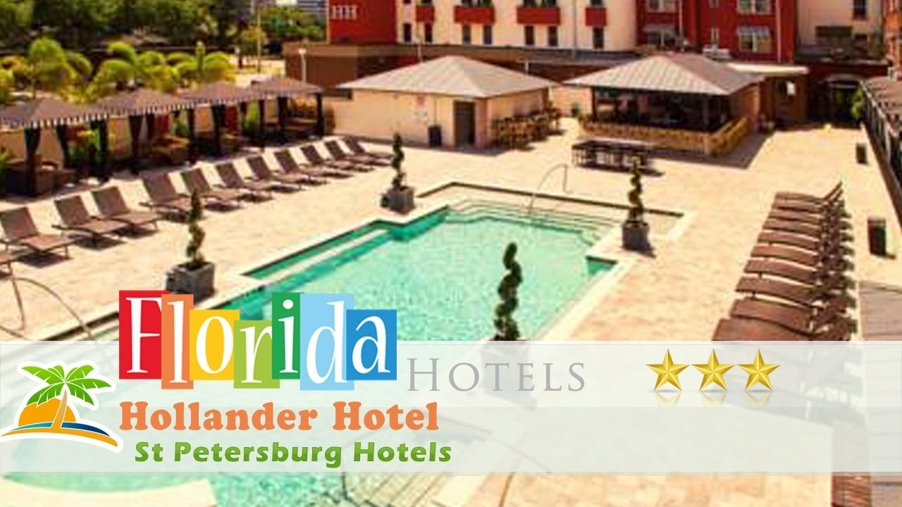 Hollander Hotel Downtown St Petersburg Hotels Florida