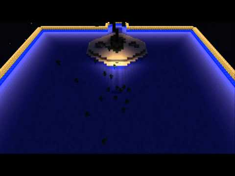 Minecraft Xbox 360 Zombie Survival Trailer   Island Survival!