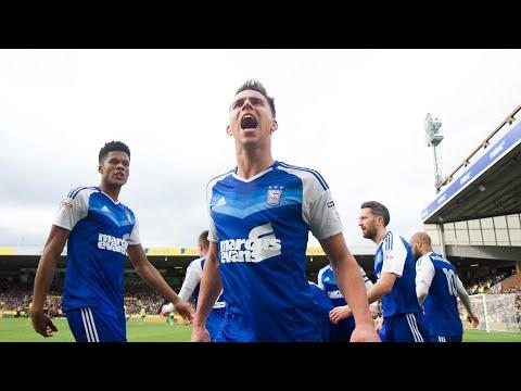Norwich City 1-1 Ipswich Town - 2016/17 - BBC Radio Suffolk Highlights