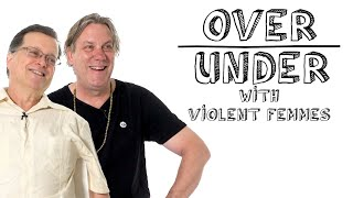 Violent Femmes Rate Banjos, Curly Fries, and Therapy Animals | Over/Under