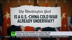 Cold War 2.0? | US & China lock horns over trade tensions & COVID-19