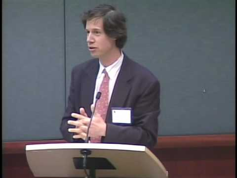 DELPF Symposium 2007: A Charged Atmosphere | Regulation Under Massachusetts v. EPA, Panel 1