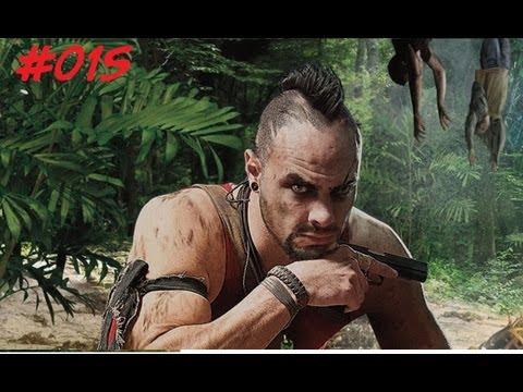 Let´s Play - FarCry 3 - #015 - Der Schwarze Panther und der blutige Komodowarane