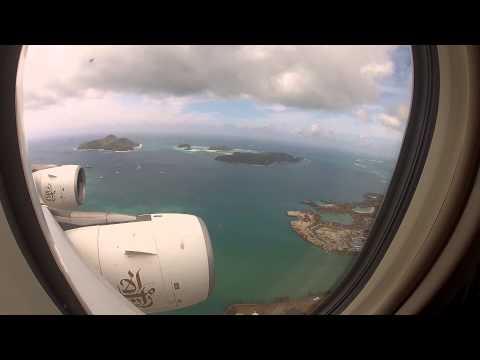 Shuja Rabbani: Landing in Seychelles