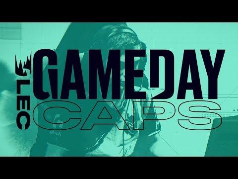#LEC Gameday: Caps