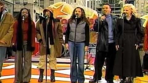 Jim Brickman - Peace (LIVE) NBC's Today's Superstar