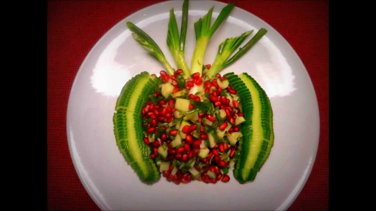 Salad Decoration Pictures