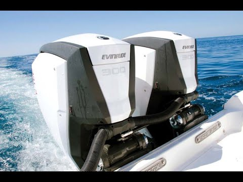 Twin 300hp Evinrude E-TEC G2: Engine Review
