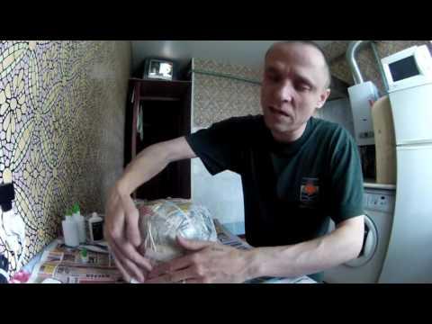 Как сделать немецкую каску своими руками
