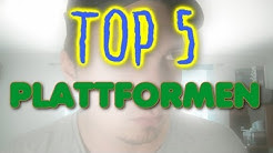 Top 5: Meine liebsten Spieleplattformen