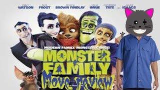 monster family full movie