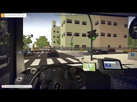 Un Gameplay a lo Loco, Bus Simulator 16 |