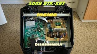 Sony GTK-XB7 - Inside / Disassembly / 🔨🔩🔧