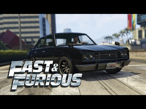 fast and furious 5 1972 nissan skyline gtr car build. Black Bedroom Furniture Sets. Home Design Ideas