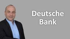 Deutsche Bank - Radikaler Stellenabbau - Tipps für Mitarbeiter