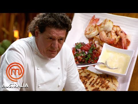 Marco Pierre White Is Not Impressed! | MasterChef Australia | MasterChef World