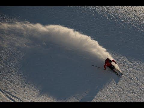 Alaska Helicopter Skiing - Majestic Heli Ski Promo Video 2019