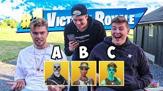 The MANSION does FORTNITE QUIZ!