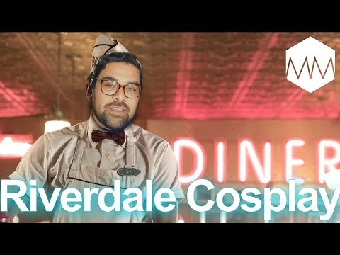 ▲ FP Jones Cosplay // Easy Riverdale Costume DIY // FanExpo Dallas 2019
