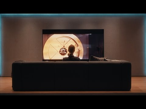Samsung's Making TVs Beautiful in 2017!