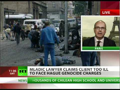 'Hague not a proper tribunal, Mladic has no chance of fair trial'
