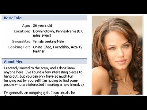 fake profiles on online dating sites