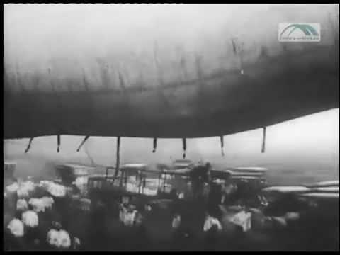 2. Juli 1900 -- Start des ersten Zeppelins