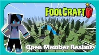 Open Member Realms Yang Ada FoolCraftnya!! Buruan Join!!