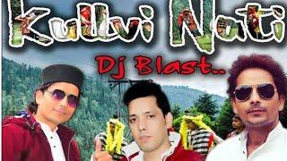 KULLVI NATTI DJ BLAST SINGER KUSHAL VERMA MUSIC GIAN NEGI