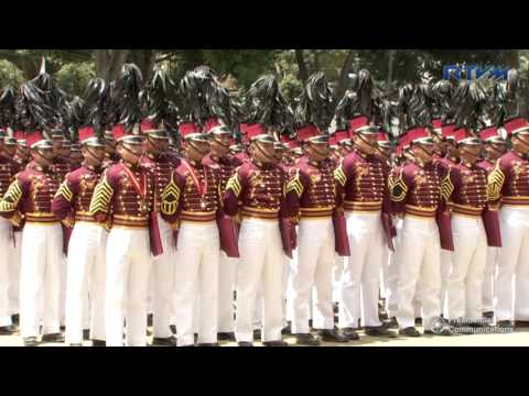 38th Commencement Exercises of the Philippine National Police Academy (PNPA) 3/24/2017
