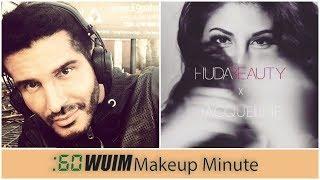 The Death of Brandon Truaxe + Huda x Jacqueline Fernandez | Makeup Minute